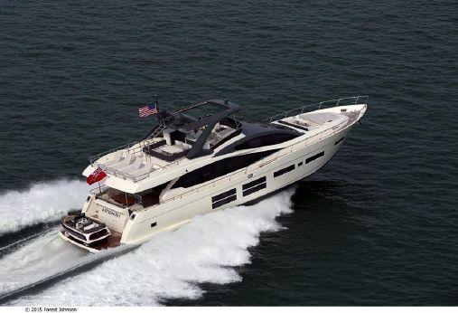 2017 Astondoa 80 GLX