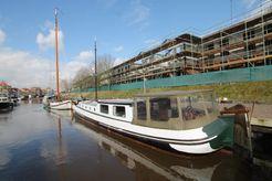 1896 Custom Dutch barge living a board