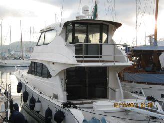 2007 Maritimo 52 Cruising Motoryacht