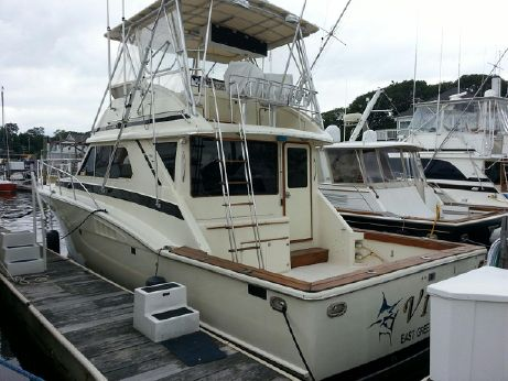 1987 Chris-Craft 422 Commander