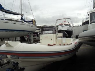 2007 Jokerboat 6m Coaster RIB