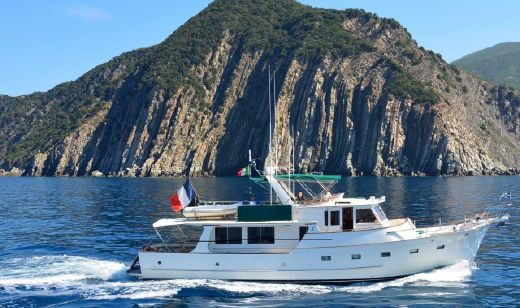 1998 Fleming Yachts FLEMING 55