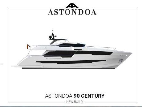 2018 Astondoa 90 CENTURY