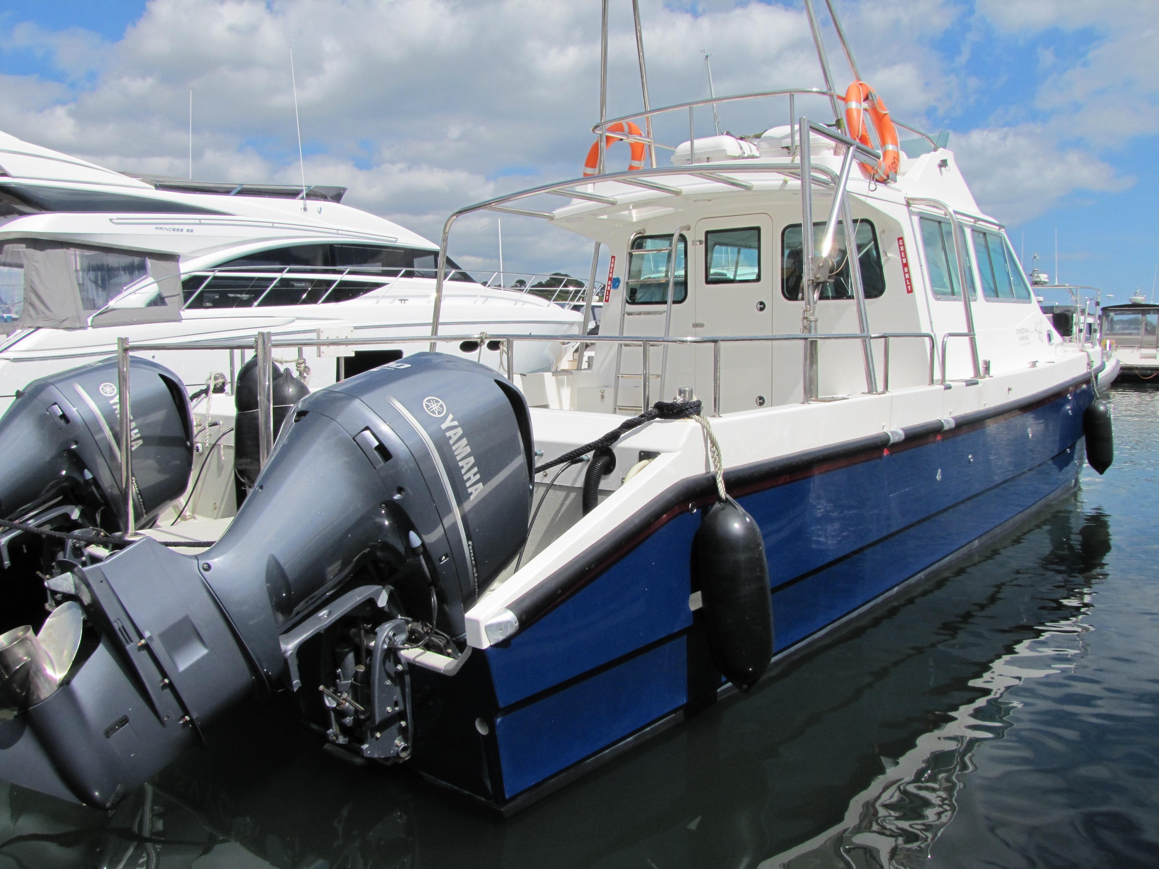 Used World Cat Catamaran For Sale