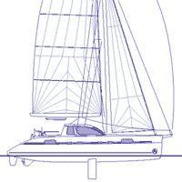 2002 Catana 521
