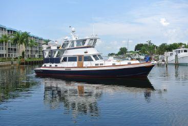 1976 Gulfstar Custom 53/60 MKII Trawler