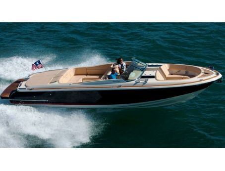 2016 Chris Craft LAUNCH 32