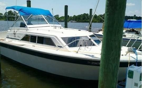 1980 Chris-Craft Catalina Power Boat For Sale - www