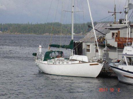 1989 Roberts Offshore Cutter
