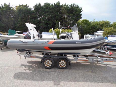 2015 Piranha Ribs P550 Ocean
