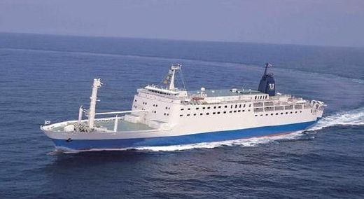 1989 Passenger/car Ferry, 945 Passengers -Our Stock No. S2467