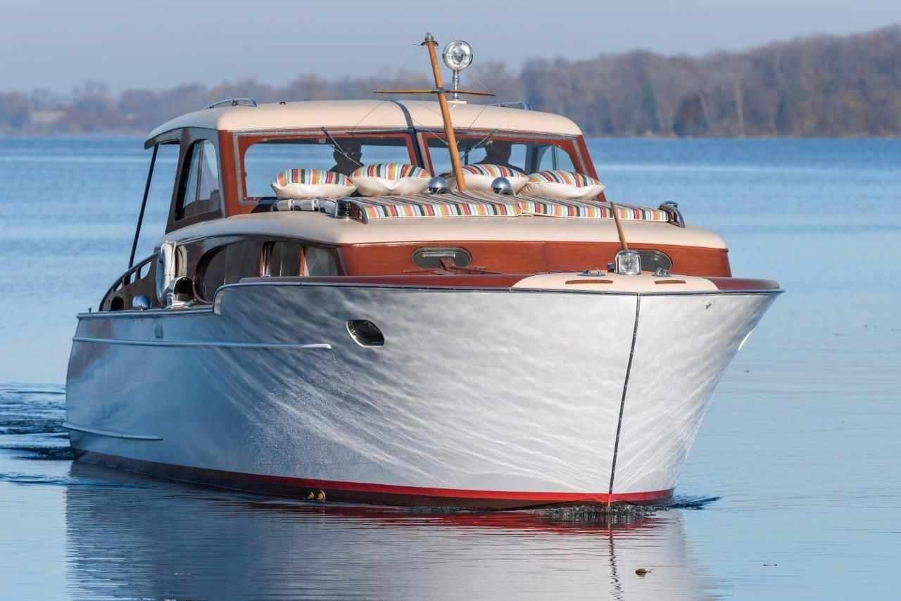 1953 chris craft commander power new and used boats for for Chris craft cruiser for sale