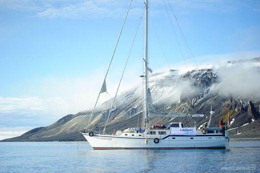 1997 Bermudian Explorer Yacht