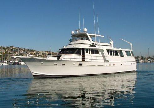 1981 Hatteras 70 Motor Yacht