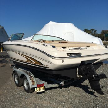 2000 Sea Ray 210 Bow Rider