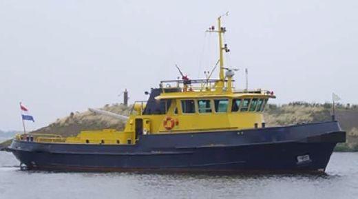 1972 24.77m Patrol Vessel