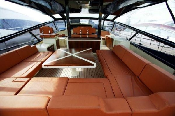 The SeventyFive is a craft that can offer even the most demanding open yacht ...