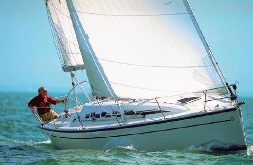 2005 Dehler 36