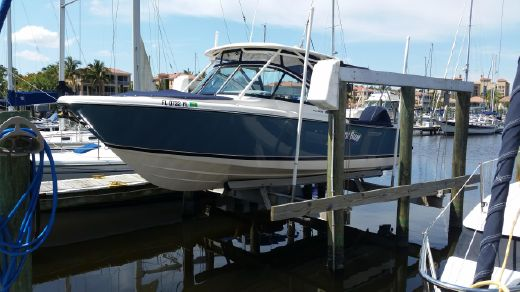 2013 Pursuit 265
