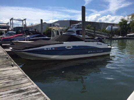 2013 Bayliner 210 Deck Boat with Trailer