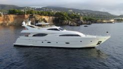 2004 Ferretti Yachts Custom Line 94 RPH