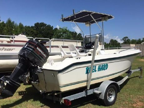 1995 Wahoo 1860 Center Console EFS