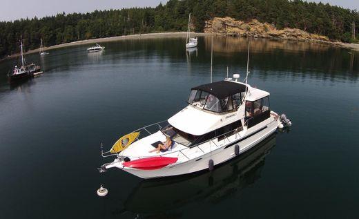 1991 Ocean Alexander 440