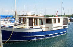 1970 Hans Dehmel Tug Style Trawler