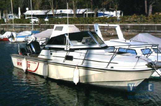 1980 Boston Whaler 22 REVENGE