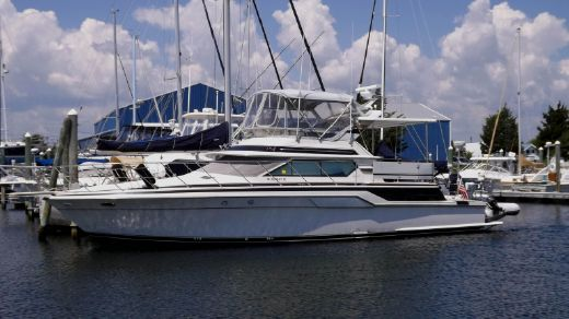 1990 Wellcraft 46 Cockpit Motor Yacht
