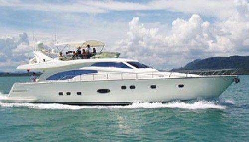 2004 Ferretti Yachts 680 fly