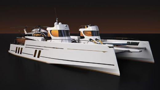 2012 Arista Marine Phantom 24 Superyacht Support Vessel