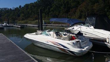 1998 Sea Ray 210 Bow Rider