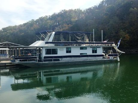 1988 Waterhouse 14 x 58 Houseboat