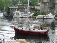1988 Pacific Seacraft Dana 24