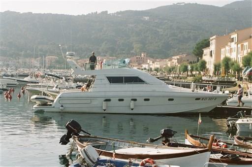 1991 Yarding Yacht YARDING 42