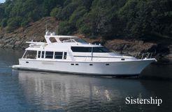 2003 Pacific Mariner Raised Pilothouse Motoryacht