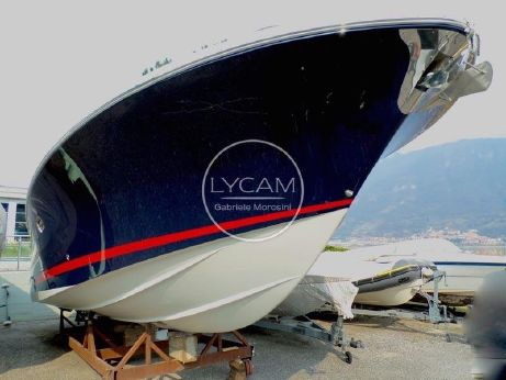 2007 Chris Craft 33 Corsair