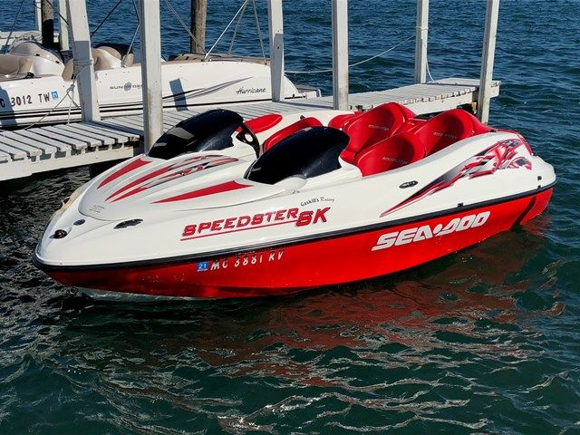 1999 sea-doo speedster sk