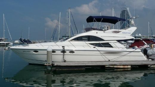 2001 Fairline Phantom 46