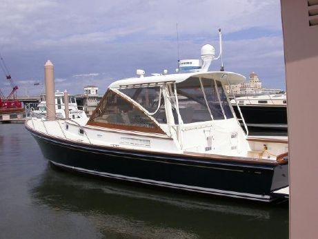 1999 Little Harbor WhisperJet 38