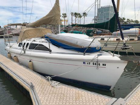 1995 Hunter 29.5 sloop