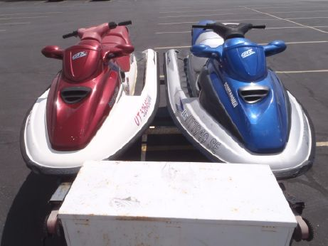 2001 Sea-Doo GTX & GTX LTD