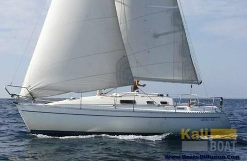 1995 Gibert Marine GIB SEA 302