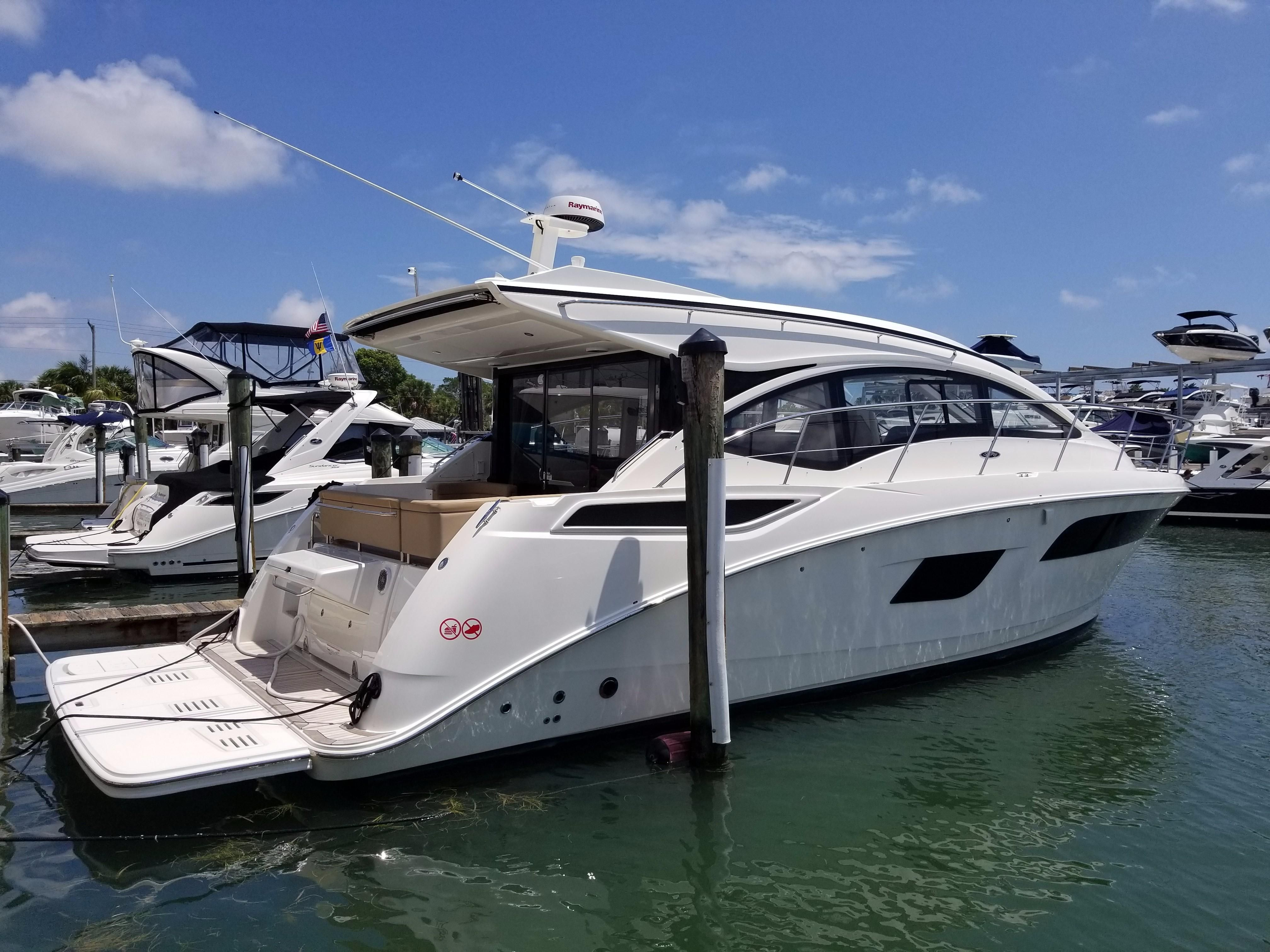 2017 sea ray sundancer 400 power boat for sale www for Sea ray motor yacht for sale