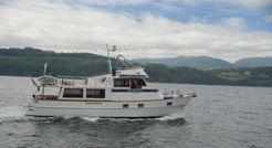 1973 Custom Diesel Trawler