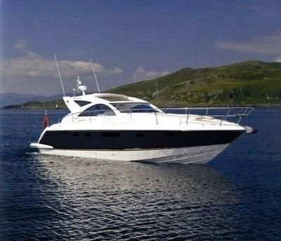 2008 Fairline Targa 44