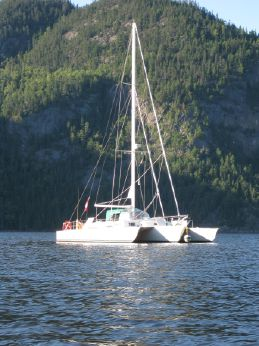 1971 Brown 41 TRIMARAN