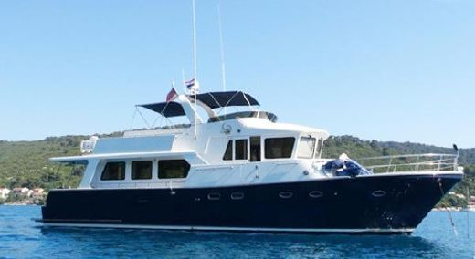 Hershine 57 Pilothouse