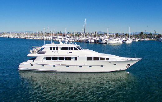 1992 Northcoast Tri Deck Motoryacht